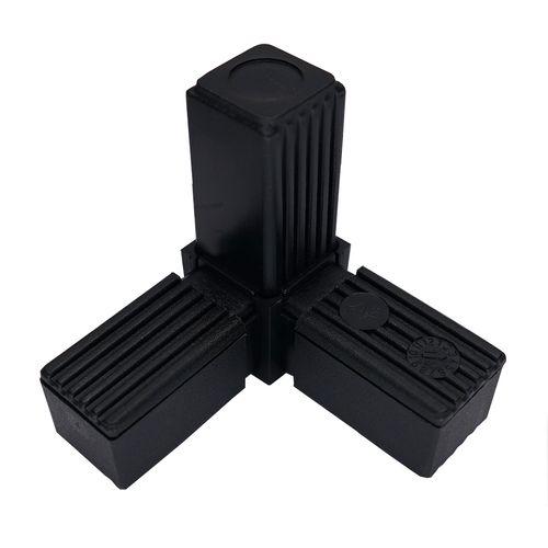 stecksystem stahlverst rkt alu. Black Bedroom Furniture Sets. Home Design Ideas