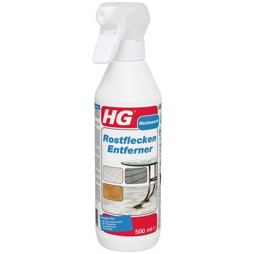HG Rostflecken Entferner, Spray 500ml