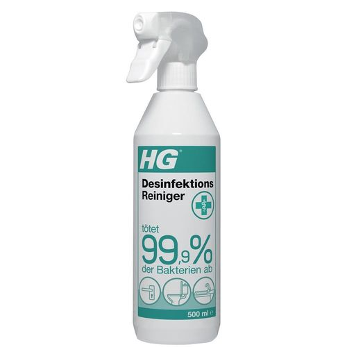 HG Desinfektionsreiniger, Spray 500ml