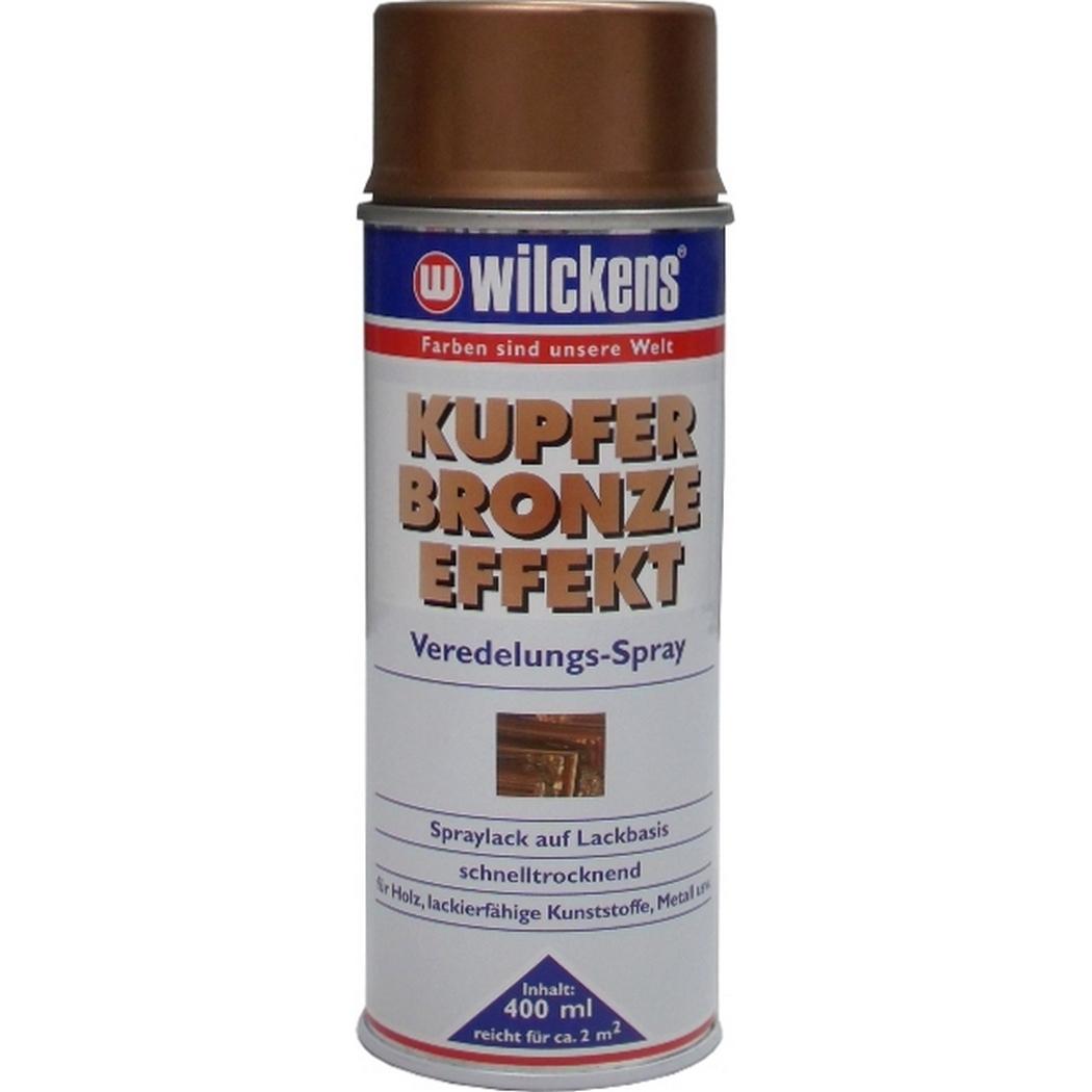 Metall Effekt Wandfarbe Kupfer: Wilckens Kupfer Bronze Effekt Spray 400ml
